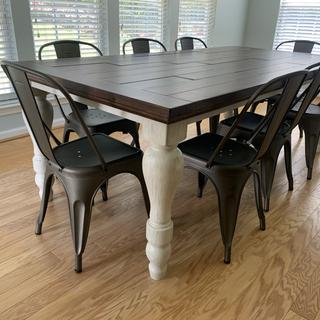 Perfect size for our dining room!
