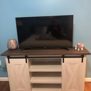 Awesome tv stand!
