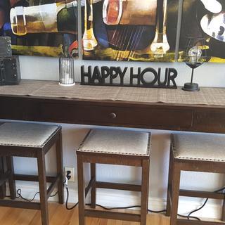 Love my Bar Set!