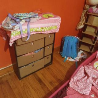 Storage Bin For My Girls
