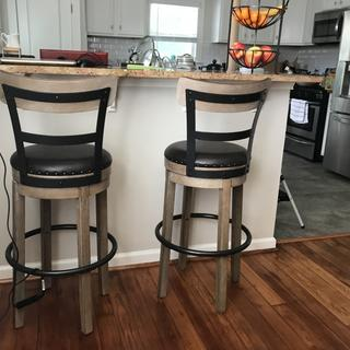 Perfect barstools