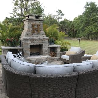 We've enjoyed many fires with our newest patio set