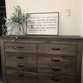 Lovely dresser!