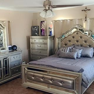My lovely bedroom set