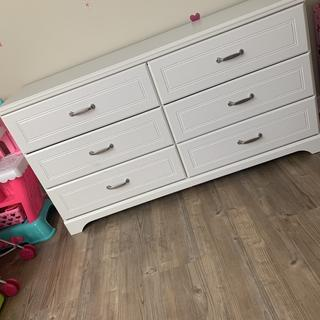 I love my daughters dresser it fits nicely in her room