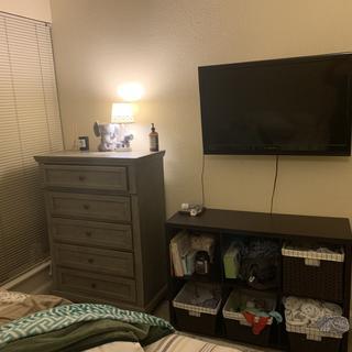 New dresser for oyr kiddo. Love!