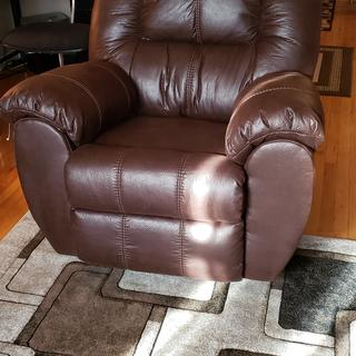 The best purchase ever. I love my McGann recliner!