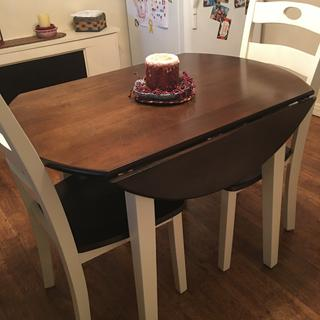 Very Nice Easy to Assemble, like the table top easy to clean and looks good.