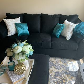 Darcy sofa.