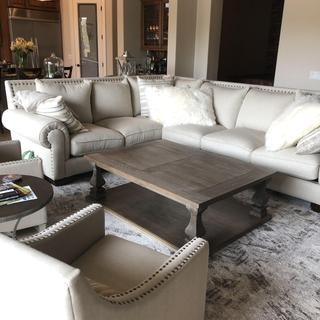 Love the Johnelle coffee table!