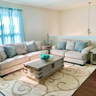 Monaghan Sofa and Loveseat
