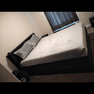 I purchased this mattress for my guest room and I very happy with the product.