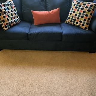 I love my sofa