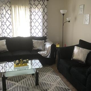 Love the furniture!