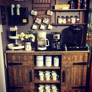 Coffee bar 🤍