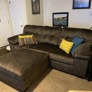 Best sofa ever!