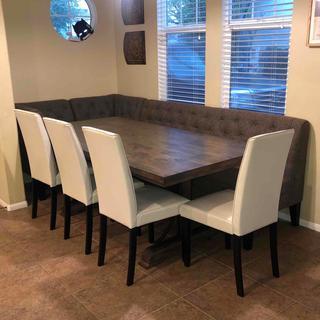 "Optional(""Tripton Dining Room Bench"") Image 0"