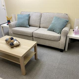 Therapy office is welcoming to our clients.