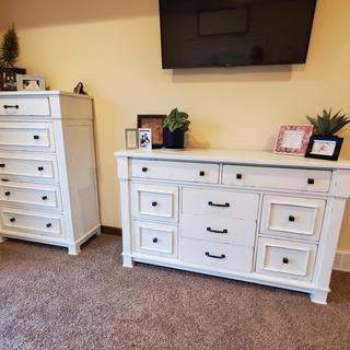 Love my new dressers!