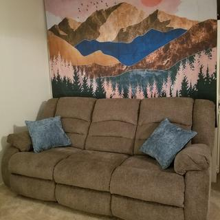 Fit great in my small studio apartment!