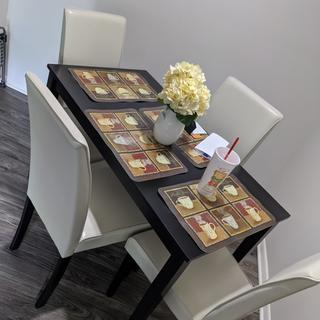 Great dining table