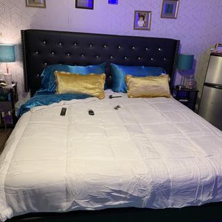 Love my kings bed