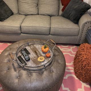 Perfect Ashley Den room set.