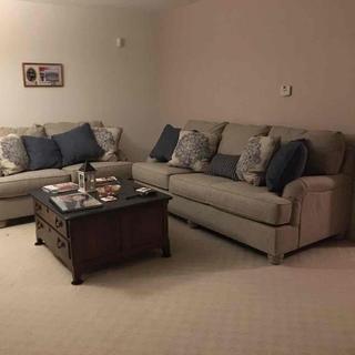 """Optional(""""Dandrea Sofa"""") Image 0"""