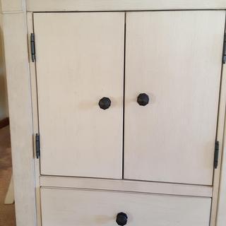 Door knobs are not aligned!
