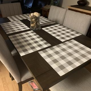 My beautiful new dining set