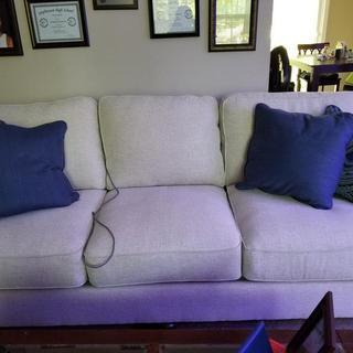 My new sofa!!❤❤