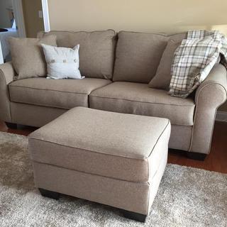 Nalini sofa & ottoman