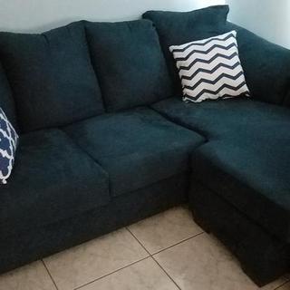 The comfort corner