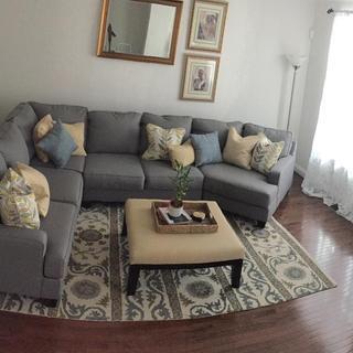 My new living room!