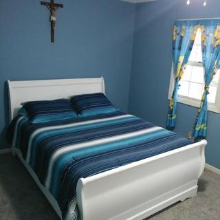 Jay Jay's bed