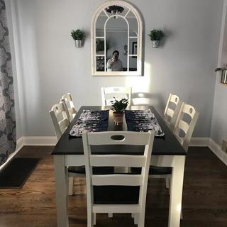 Loved my new dining set!