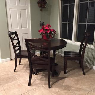 Perfect match to Thomasville Table.