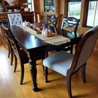 My new Porter Dining Room Table
