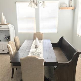 Wendota Dining Table Bench