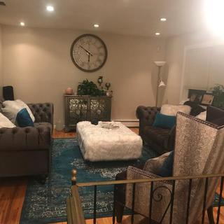 Love my living room!
