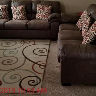 MY NEW LIVING ROOM SOFAS BY BLADEN
