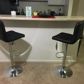 My new bar stools