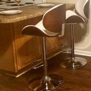 Love, love, love my bar stools!!!!