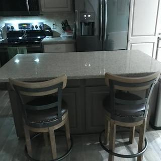 Counter bar stools
