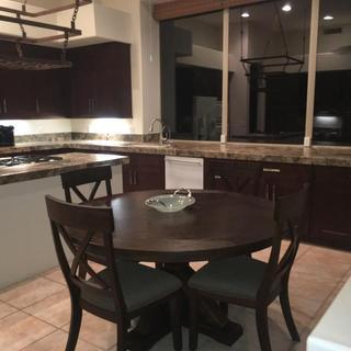 New kitchen dining set