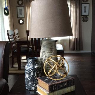 My lamp!