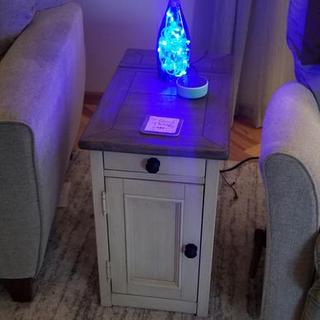 New side table!