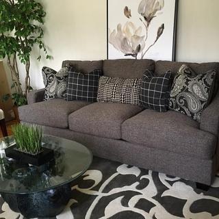 My Gypsum sofa