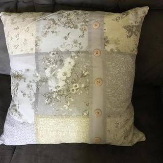 new pillow love buttons