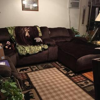 My new couch